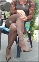 robe maron ligne 7