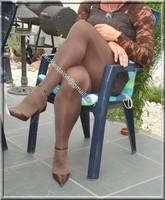 robe maron ligne 6