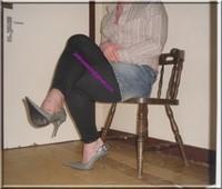 leging noir minijupe jeans