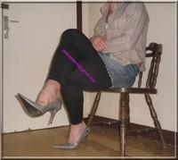 leging noir minijupe jeans 1