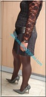 robe marron ligne 7