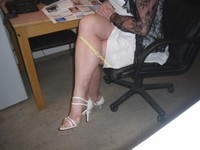 robe blanche 70