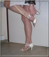 robe blanche 75