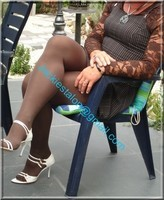 robe marron ligne 8