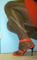 robe rouge et noir 14