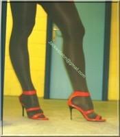 robe rouge et noir 18