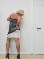 Robe noir dentelle Styles by steps 10