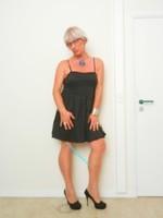 robe noir groggy by jbc 3