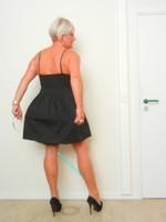 robe noir groggy by jbc 8