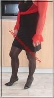 robe noir sexy 4