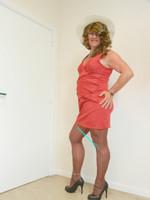 robe rouge Lola Liza 3