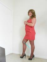 robe rouge Lola Liza 20