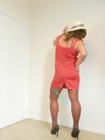 robe rouge Lola Liza 28
