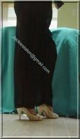 pantalon noir transparent 1