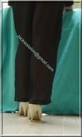 pantalon noir transparent 2
