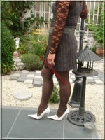 robe marron ligne 11