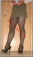 minijupe kaki 1