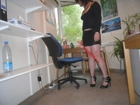 minijupe noir guepierre noir 1