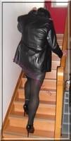 minijupe cuir veste cuir  21