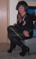 jupe noir a pailettes 6