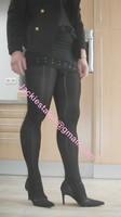 Minijupe noir 1