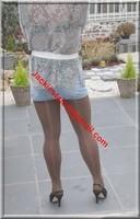 minijupe jeans 4