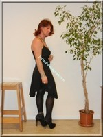 robe noir Laula paris 33