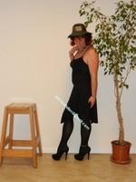 robe noir Laula paris 41
