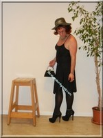 robe noir Laula paris 52