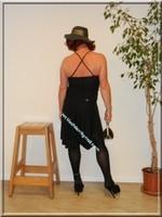 robe noir Laula paris 51