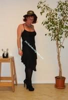 robe noir Laula paris 57