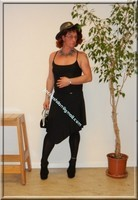 robe noir Laula paris 58