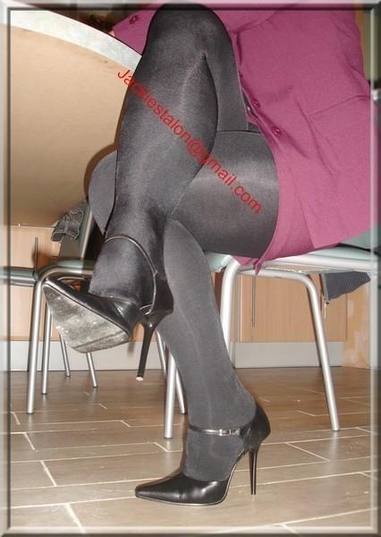tailleur mauve 3