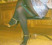 robe bleu soi a motif 10