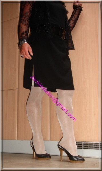 robe noir habiler 7