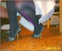 robe en jeans 1