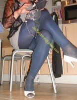 robe grise a careau 19