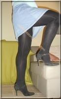 jupe en jeans au genou 11