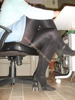 jupe en jeans au genou 13