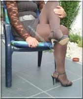 robe marron ligne 23