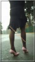 robe noir 6