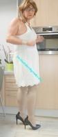 robe blanche Pimkie 32