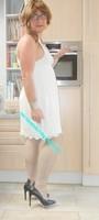 robe blanche Pimkie 34