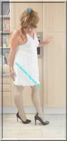 robe blanche Pimkie 37