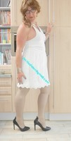 robe blanche Pimkie 38