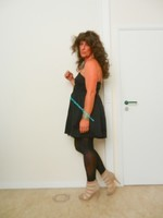 Robe noir Groggy by JBC T M 7