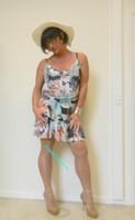 robe a dessin plusieurs coloris 27