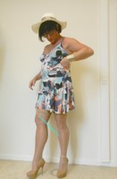 robe a dessin plusieurs coloris 28