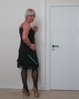 Robe noir Claudia Strater 2