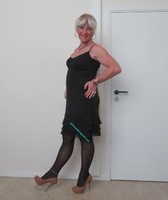 Robe noir Claudia Strater 7